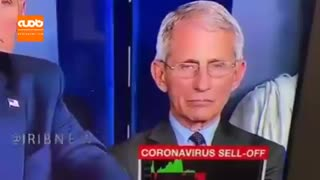 خنده پزشک متخصص همراه ترامپ به صحبت های او