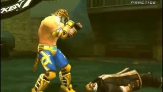 دانلود بازی کمیاب تیکن Tekken 7 PHILIPINES FINAL برای PSP