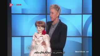 الن و شوخی با عروسک ترسناک آنابل