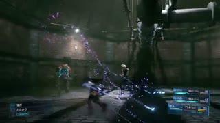 ویدئوی تبلیغاتی بازی Final Fantasy 7 Remake