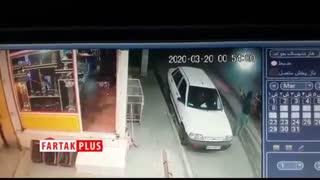 حمله بیرحمانه با اسلحه وینچستر در دزفول