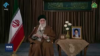 بیانات رهبری خطاب به مردم ایران در سومین روز بهار ۹۹