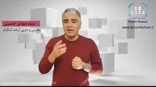 وبینار معرفی مشاغل دنیای اسکرام  ( مدرسه اسکرام - آموزش اسکرام )