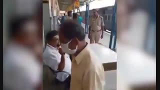 جدیدترین تست کرونا در هند!