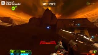 اختصاصی میرد: ویدئویی از گیمپلی ماد Doom Eternal در بازی Serious Sam: Fusion