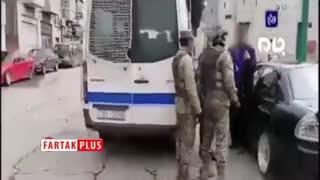 جلوگیری از گسترش کرونا در اردن، متخلفین را راهی زندان کرد!