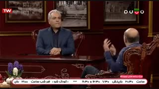 برنامه دورهمی با حضور محمد بحرانی و سینا درخشنده