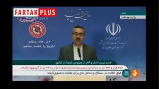 خبر مهم سخنگوی وزارت بهداشت درباره مصوبه دولت برای ساعت کار ادارات و کارمندان در طول عید