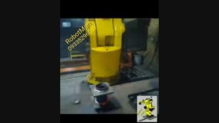 جوشکاری ربات صنعتی