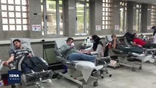 پایگاه اهدای خون اصفهان در روزهای کرونایی