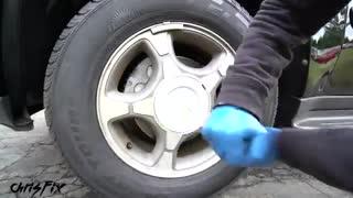 چگونه رنگ محو شده در خودرو را بازگردانی کنیم (اصلاح رنگ)