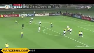 نوستالژی؛ فینال جام جهانی 2002، برزیل 2_0 آلمان با درخشش رونالدو مریخی