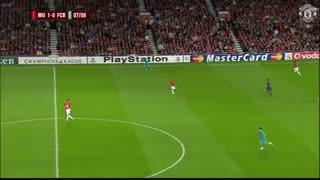 نوستالژی | منچستریونایتد vs بارسلونا - نیمه نهایی لیگ قهرمانان فصل 2007/08
