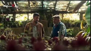 سکانس فیلم سینمایی قصر شیرین ، بحث ناموسی جلال (حامد بهداد) و مرد گل فروش