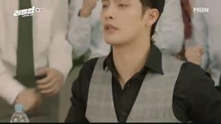 اپ مجدد قسمت پنجم سریال کره ای سطح بالا +زیرنویس چسبیده Level Up 2019 با بازی سونگ هون