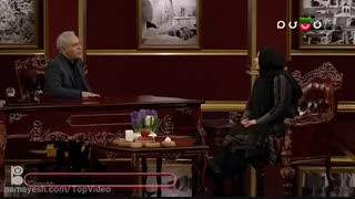 برنامه کامل دورهمی با حضور ریما رامین فر (بازیگر سریال پایتخت )