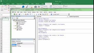 آموزش Class Module در ماکرونویسی اکسل( قسمت چهارم)