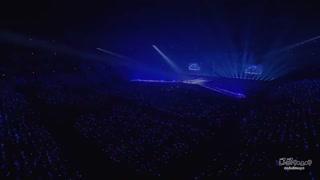 اجرای اهنگ dont go از اکسو در کنسرت ژاپن