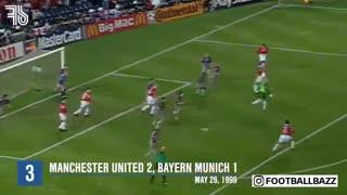 خاطرهانگیزترین فینالهای لیگ قهرمانان اروپا