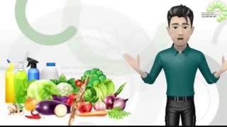 ضد عفونی کردن میوها و خشکبار برای پیشگیری کرونا