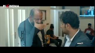 سکانس فیلم چهار انگشت ، رفتن حاج احد به سفارت ایران در کامبوج