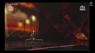 اجرای فوقالعاده Begin Again _-_The Time I Need ازKim Jaehwan در Golden Disk Awards +زیرنویس فارسی