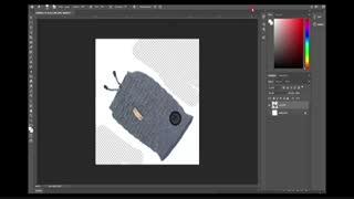 نحوه پاک کردن بک گراند سوژه عکاسی صنعتی به صورت کاتالوگی