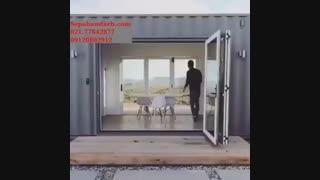 درب تاشو ریلی