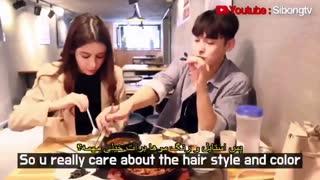 نظر پسر کره ای درباره دخترای ایرانی.این دختر ایرانی هستش و...قسمت 6 بچه ها بیایین تو کانالی که لینکشو پایین گذاشتم.