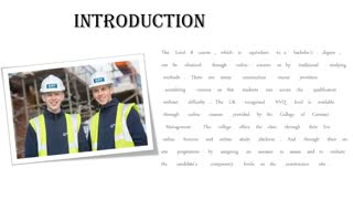 How to obtain an NVQ Level 6 Construction Site Management  qualification