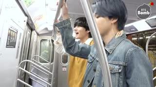 (BANGTAN_BOMB]_Tonight_Show_Subway_-_BTS_(방탄소년단]