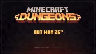 تاریخ عرضهی Minecraft Dungeons مشخص شد