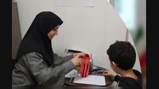 زهرا وحیدی درمانگر کودک و نوجوان در تهران
