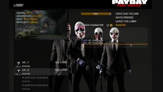 Payday The Heist لن شبکه ای
