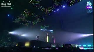 اجرای زنده Pied Piper از BTS با زیرنویس فارسی