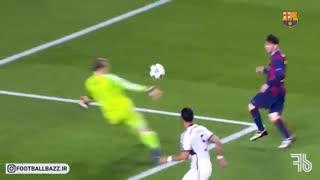10 گل برتر لیونل مسی از نگاه هواداران بارسلونا