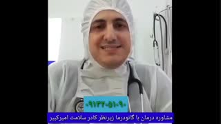 کشف داروی کرونا توسط ایران