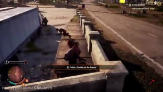 پیش نمایش چیت بازی State of Decay 2 Juggernaut Edition