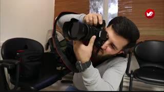 آموزش عکاسی تصویرگران پویا اندیش
