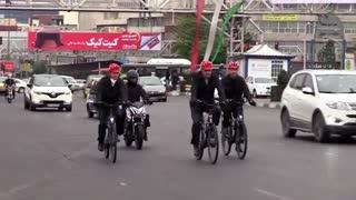 هدیه بینظیر شهردار تهران به شهروندان در دوران قرنطینه کرونا