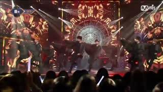 SF9_O_Sole_Mio_Comeback_Stage