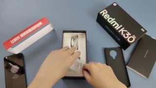 جعبه گشایی گوشی ردمی K30 پرو