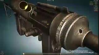 نحوه کاراسلحه آمریکایی ام۳_گریس