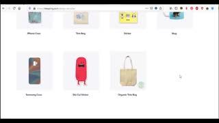 کسب درآمد با طراحی تیشرت - لباس و قاب موبایل