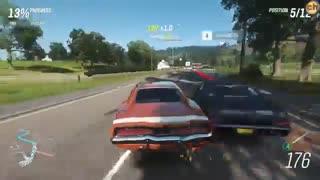 گیم پلی ترینر بازی Forza Horizon 4