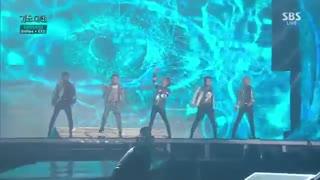 SHINee X EXO - LUCIFER & MAMA 20151227
