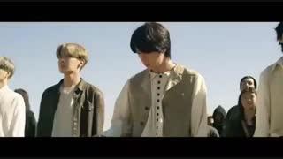 موزیک ویدیو جدید بی تی اس به نام (on).عرررر