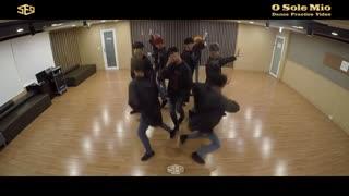 SF9_ o sole mio_dance practice