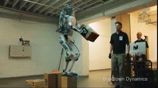 وقتی سر به سر ربات تعلیم دیده ارتش میذارید - قسمت اول > وایرال وان > viral1.ir