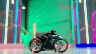 کوادکوپتر موتور دوگانه Flying Motorcycle جذاب و ارزان/ایستگاه پرواز